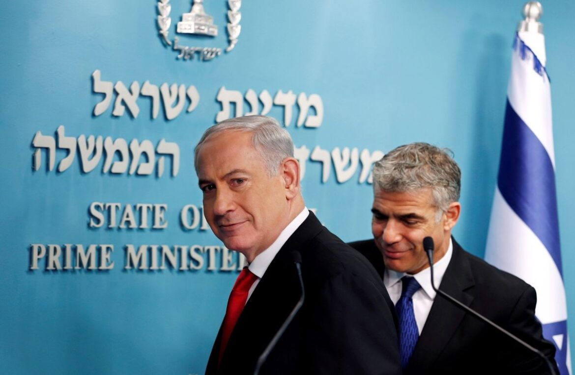 Netanyahu Rearms To Prevent Fragile Coalition Government From Coming To Power