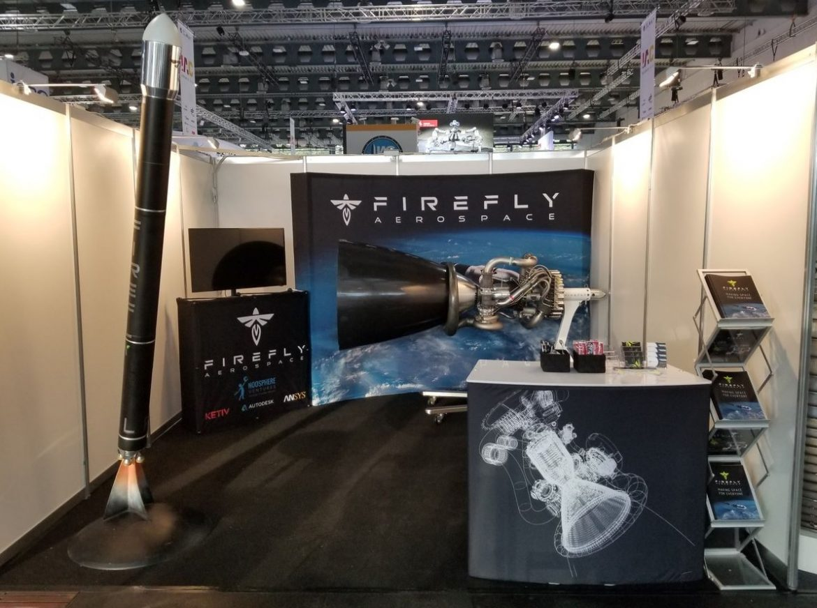 The Alpha rocket from Firefly Aerospace is ready for its inaugural launch