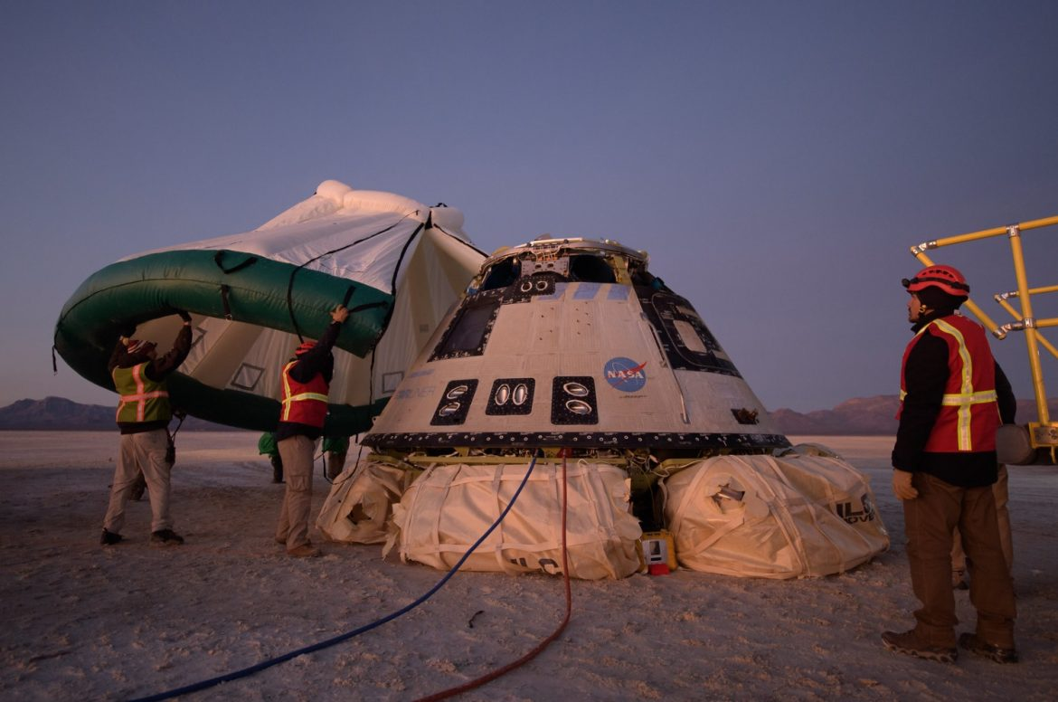 The Starliner valve problem is still being investigated by Boeing and NASA