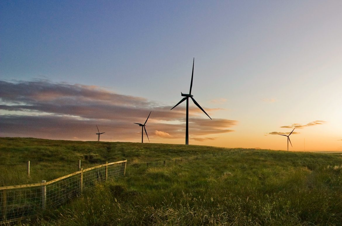 The National Grid of the United Kingdom is in talks to develop an energy island in the North Sea